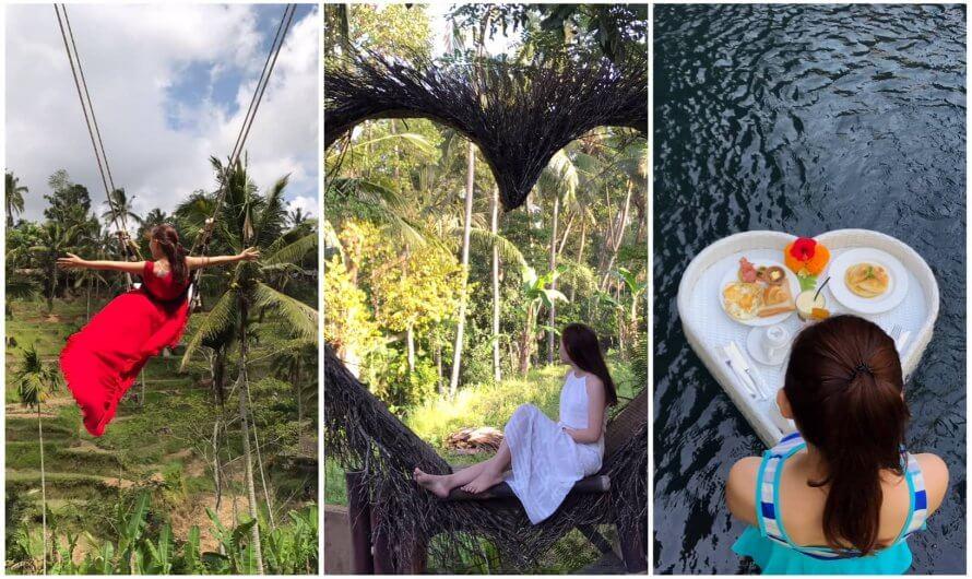 UBUD-Địa Điểm Trăng Mật Lý Tưởng Tại Bali