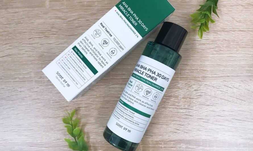[REVIEW] Toner Some By Mi AHA BHA PHA 30 Days Miracle