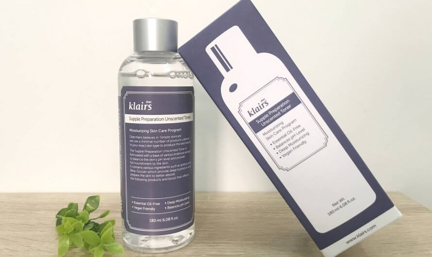 [REVIEW] Toner Dưỡng Ẩm Klairs Supple Preparation Unscented Toner