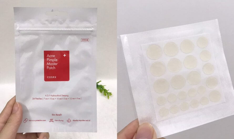 [REVIEW] Miếng dán mụn Cosrx Acne Pimple Master Patch